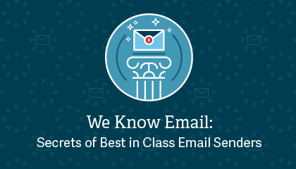 Secrets of Best in Class Email Senders