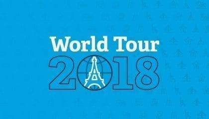 Resultado de imagem para return path world tour 2018
