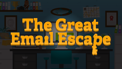 Great Email Escape: O Jogo