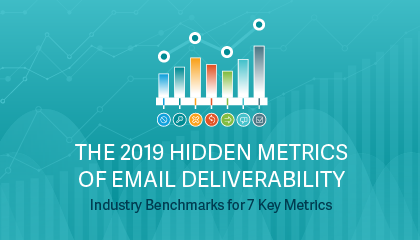 The 2019 Hidden Metrics of Email Deliverability